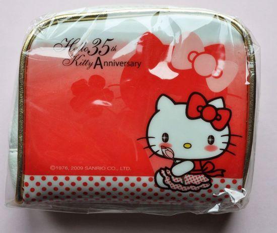 MISC017 Hello Kitty 35th Anniversary Change Purse