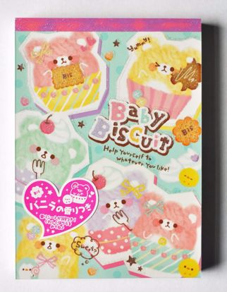 NPAD179 Baby Biscuit A6 Memo Pad
