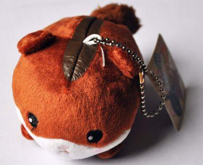 PLUSH222 Cute Japanese Doubutsu 'Zoo' Series - Chipmunk