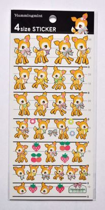 STIC521 Hummingmint Sticker Sheet