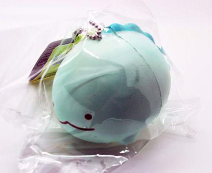 SQUISH828 Sumikkogurashi Squishy Mascot - Tokage (Lizard)