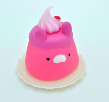 Buy Super Cute Mochi Mochi Animal Jelly Squeezy - Bunny - Peach