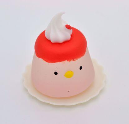 Buy Super Cute Mochi Mochi Animal Jelly Squeezy - Bird - Lychee