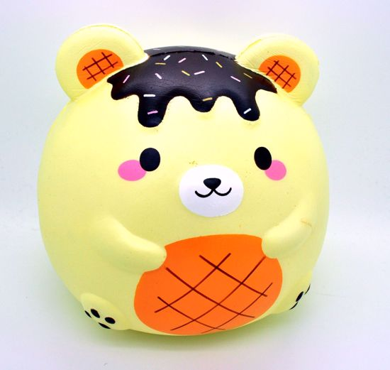 Buy Puni Maru x Creamii Candy x Popular Super Jumbo, Soft and Slow Rising Fat Fat Yummiibear Squishy
