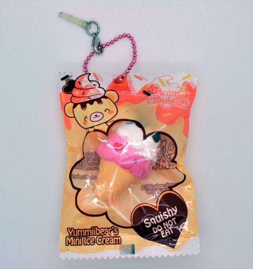 Buy Creamii Candy Super Soft and Slow Rising Yummiibear's Mini Ice Cream Series Squishy - Ice Cream B