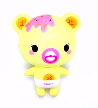 Buy Puni Maru x Creamiicandy Super Soft and Slow Rising Scented Baby Yummiibear  - Baby Girl