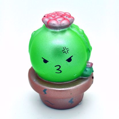 Buy Momocuppy Super Soft and Slow Rising Scented Koi the Cactus Squishy - with Sun Mini Squishy Bestie