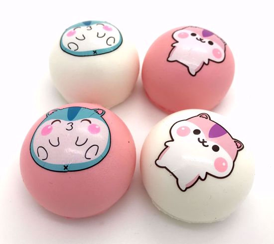 Buy **LUCKY DIP** Popular Soft and Slow Rising Mini Poli Bun Squishy