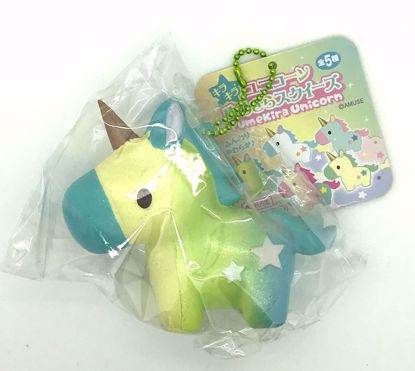 Buy Yumekira Super Soft and Slow Rising Unicorn Squishy - D