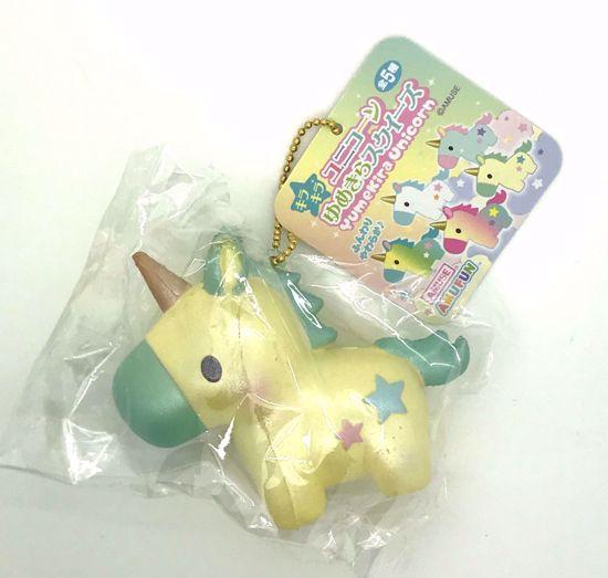 Buy Yumekira Super Soft and Slow Rising Unicorn Squishy - E