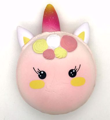 Buy Kiibru Super Soft and Slow Rising Unicorn Macaron Squishy