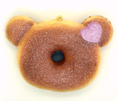 Buy Puni Maru Super Soft and Slow Rising Cinnamon Donut Squishy