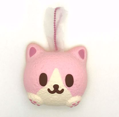 Buy iBloom Super Soft and Slow Rising Scented Mini Mike Pan Squishy - Mimi - Strawberry Scented