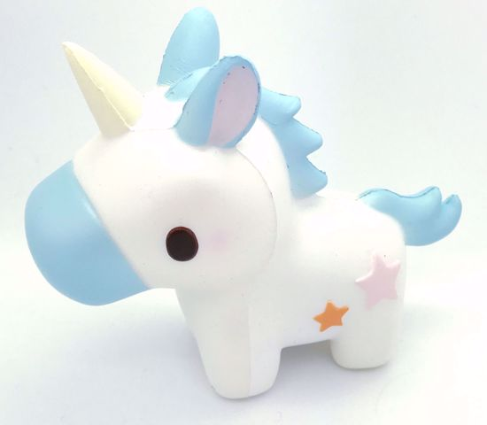 Buy Yumekira Super Soft and Slow Rising Jumbo Unicorn Squishy - D