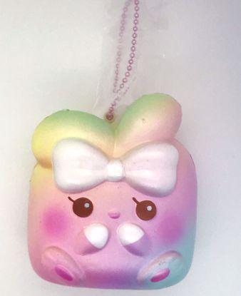 Buy iBloom Super Soft and Slow Rising Scented Angel Bunny Chigiri Squishy - Nina