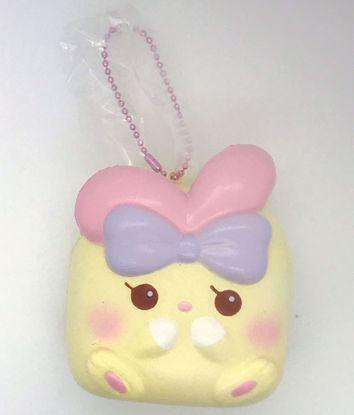 Buy iBloom Super Soft and Slow Rising Scented Angel Bunny Chigiri Squishy - Lulu