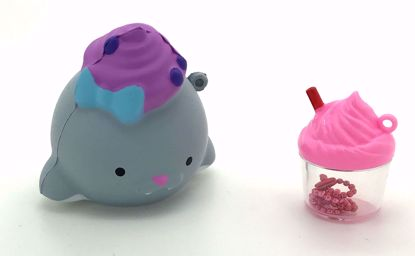 Buy Smooshy Mushy DUPLICATE Series 4 Creamy Dreamy US Import - Purple Ice Cream A *NO BESTIE* Seals and labels removed*