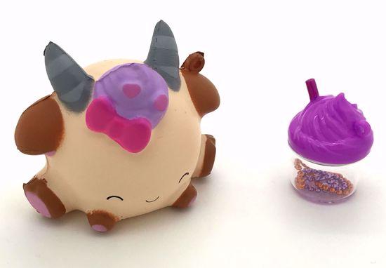 Buy Smooshy Mushy DUPLICATE Series 4 Creamy Dreamy US Import - Purple Ice Cream B *NO BESTIE* Seals and labels removed*