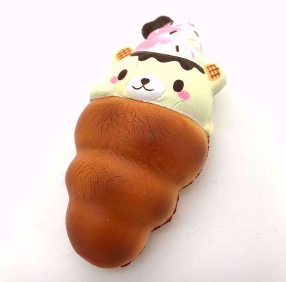 Buy Creamiicandy Super Soft and Slow Rising Super Mini Sweets Collection Squishy - Mini Yummiibear Cornet