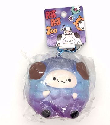 Buy Pat Pat Zoo Super Soft and Slow Rising Scented Mini Sheep Squishy - Galaxy