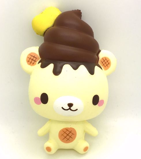 Buy Puni Maru x Creamii Candy Super Soft and Slow Rising Scented Yummiibear Poop Squishy