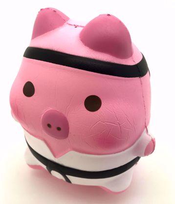 Buy Puni Maru x Creamiicandy Super Soft and Slow Rising Scented Jumbo Marshmellii Karate Pork Chop Squishy - Boy