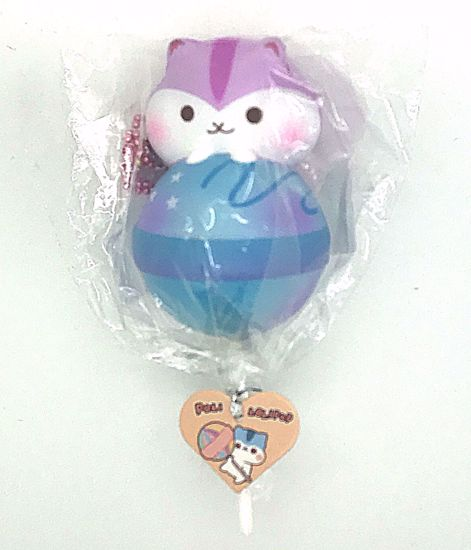 Buy Popular Super Soft and Slow Rising Scented Poli Lollipop Squishy