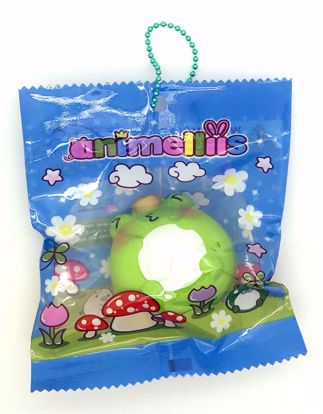 Buy Puni Maru x Creamiicandy Super Soft and Slow Rising Scented Animelliis Series Squishy - Frog A