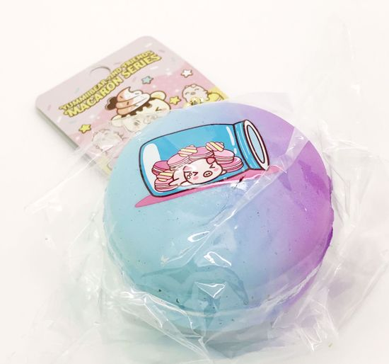 Buy Creamii Candy Super Soft and Slow Rising Scented Yummiibear and Friends Macaron Series - Marshmellii in the Sweets Jar B