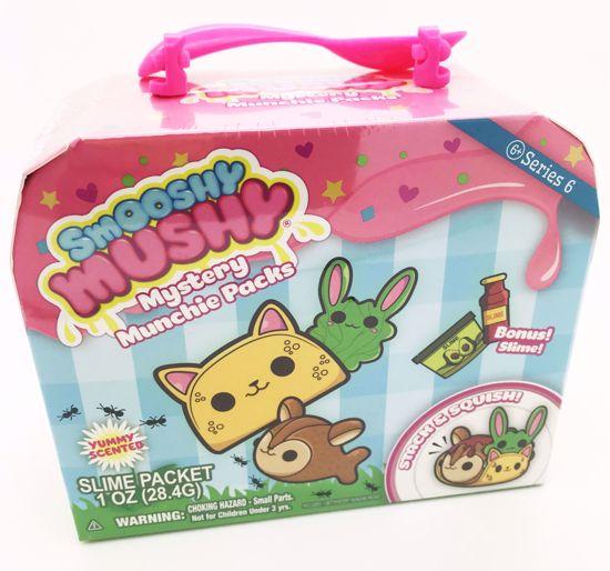 Buy Smooshy Mushy Mystery Munchie Packs - Series 6 - Blind Bag Lucky Dip - EITHER Suki's Taco Fiesta OR Babsy's Chicken 'n' Waffle Breakfast