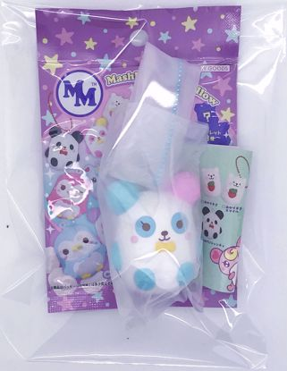 Buy * OPENED* iBloom Super Soft and Slow Rising Series 1 Mashlo Marshmallow Lucky Dip Bag - Dreamy Panda